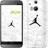 Чехол для HTC One M8 Air Jordan 3688c-30