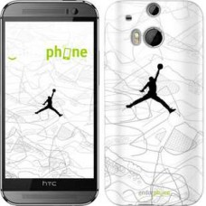Чехол для HTC One M8 Air Jordan 3688c-30