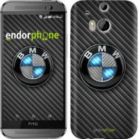 Чехол для HTC One M8 BMW. Logo v3 3109c-30