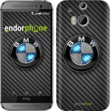 Чехол для HTC One M8 BMW. Logo v3 3109c-30