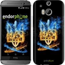 Чехол для HTC One M8 Герб 1635c-30