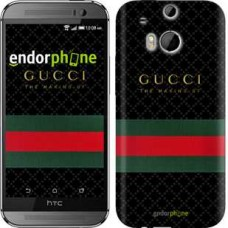 Чехол для HTC One M8 Gucci 1 451c-30