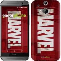 Чехол для HTC One M8 Marvel 2752c-30