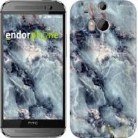 Чехол для HTC One M8 Мрамор 3479c-30