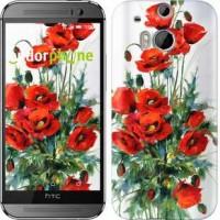 Чехол для HTC One M8 Маки 523c-30