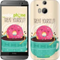 Чехол для HTC One M8 Treat Yourself 2687c-30