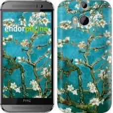 Чехол для HTC One M8 Винсент Ван Гог. Сакура 841c-30