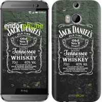 Чехол для HTC One M8 Whiskey Jack Daniels 822c-30