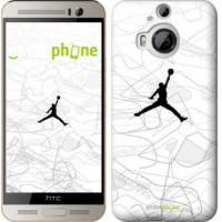 Чехол для HTC One M9 Plus Air Jordan 3688u-134