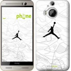 Чехол для HTC One M9 Plus Air Jordan 3688u-134