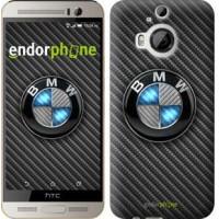 Чехол для HTC One M9 Plus BMW. Logo v3 3109u-134