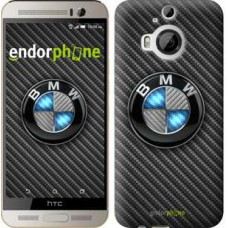 Чехол для HTC One M9 Plus BMW. Logo v3 3109u-134