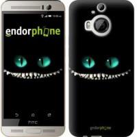Чехол для HTC One M9 Plus Чеширский кот 689u-134