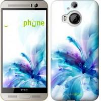 Чехол для HTC One M9 Plus цветок 2265u-134