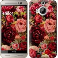 Чехол для HTC One M9 Plus Цветущие розы 2701u-134