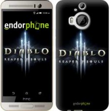 Чехол для HTC One M9 Plus Diablo 3. Reaper of Souls 1616u-134