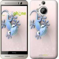 Чехол для HTC One M9 Plus Гекончик 1094u-134