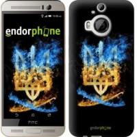 Чехол для HTC One M9 Plus Герб 1635u-134