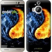 Чехол для HTC One M9 Plus Инь-Янь 1670u-134