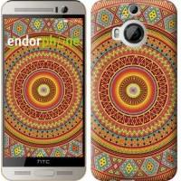 Чехол для HTC One M9 Plus Индийский узор 2860u-134