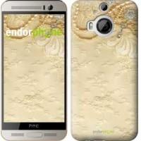 Чехол для HTC One M9 Plus Кружевной орнамент 2160u-134
