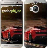 Чехол для HTC One M9 Plus Lamborghini v2 2948u-134