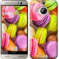 Чехол для HTC One M9 Plus Макаруны 2995u-134