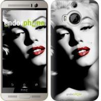 Чехол для HTC One M9 Plus Мэрилин Монро 2370u-134