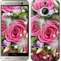 Чехол для HTC One M9 Plus Нежность 2916u-134