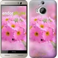 Чехол для HTC One M9 Plus Розовая примула 508u-134