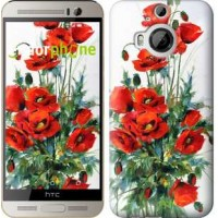 Чехол для HTC One M9 Plus Маки 523u-134