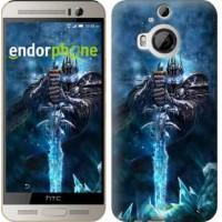 Чехол для HTC One M9 Plus World of Warcraft. King 644u-134