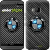Чехол для HTC One M9 BMW. Logo v3 3109u-129