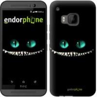 Чехол для HTC One M9 Чеширский кот 689u-129