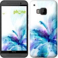 Чехол для HTC One M9 цветок 2265u-129