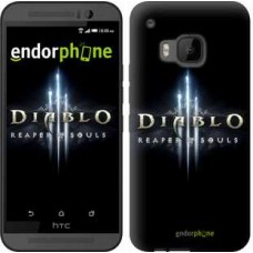 Чехол для HTC One M9 Diablo 3. Reaper of Souls 1616u-129