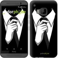 Чехол для HTC One M9 Галстук 2975u-129