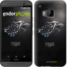 Чехол для HTC One M9 Game of thrones. Stark House 1120u-129