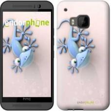 Чехол для HTC One M9 Гекончик 1094u-129