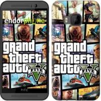 Чехол для HTC One M9 GTA 5. Collage 630u-129
