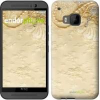 Чехол для HTC One M9 Кружевной орнамент 2160u-129