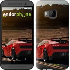 Чехол для HTC One M9 Lamborghini v2 2948u-129