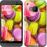 Чехол для HTC One M9 Макаруны 2995u-129