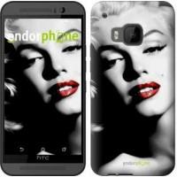 Чехол для HTC One M9 Мэрилин Монро 2370u-129