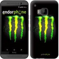 Чехол для HTC One M9 Monster energy 821u-129