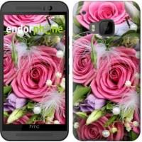 Чехол для HTC One M9 Нежность 2916u-129