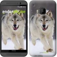 Чехол для HTC One M9 Бегущий волк 826u-129