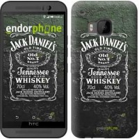 Чехол для HTC One M9 Whiskey Jack Daniels 822u-129