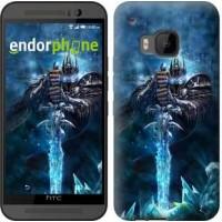 Чехол для HTC One M9 World of Warcraft. King 644u-129