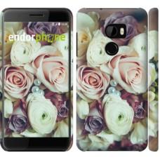 Чехол для HTC One X10 Букет роз 2692m-995